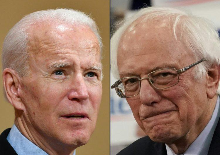 """""""Debemos unirnos para vencer al presidente más peligroso de la historia moderna"""": Sanders apoyará a Biden"""