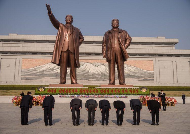 """Alertan de un """"inusual"""" aumento de la actividad militar de Corea del Norte"""