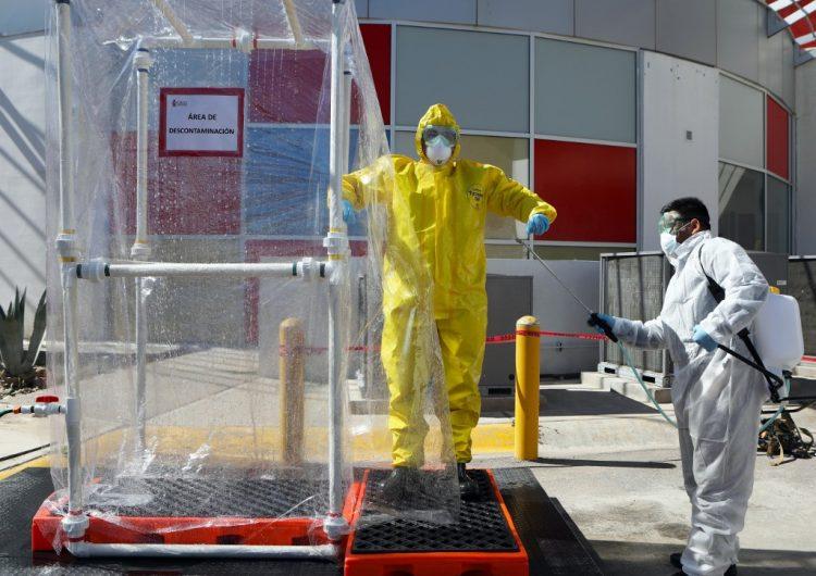 México entra a la fase 3 de la emergencia sanitaria por COVID-19