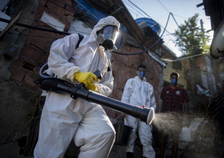 El mundo supera los 3 millones de contagios de COVID-19; hay más de 200 mil muertos
