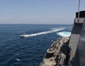 "Irán promete una ""respuesta decisiva"" si EU cumple sus amenazas"