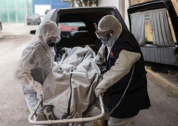 México registra 1,859 muertos por COVID-19 y más de 19 mil casos confirmados