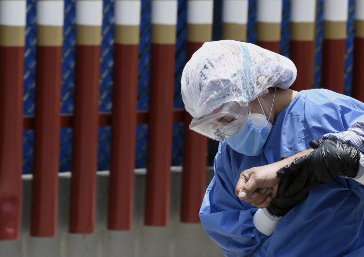 México registra 83 nuevas muertes por COVID-19; hay 15,529 casos confirmados
