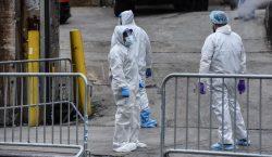 EU rompe récord con 1,169 muertos en 24horas; NY tiene…