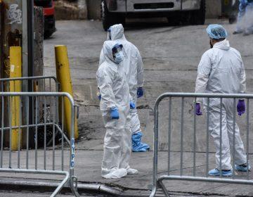 EU rompe récord con 1,169 muertos en 24horas; NY tiene más de 50,000 contagios