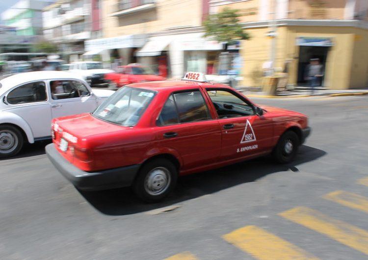 También en taxis será obligatorio el cubrebocas en Aguascalientes
