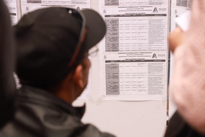 Realizará municipio de Aguascalientes primer Jueves de Bolsa de Trabajo virtual