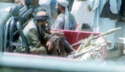 Los talibán rompen las negociaciones sobre la liberación de presos…