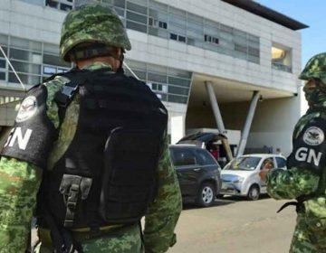 Bajo investigación, elementos de la Guardia Nacional por reunión con huachicoleros