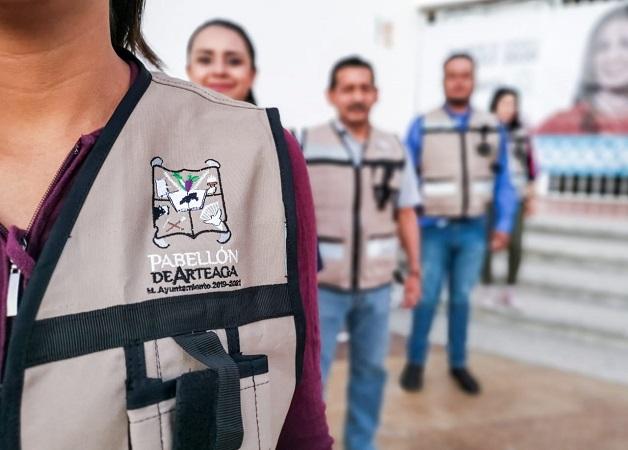 Cerrarán comercios de actividades no esenciales en Pabellón de Arteaga