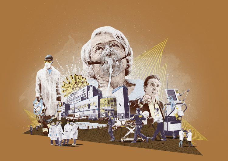 COVID-19: ¿A quién salvarán los médicos?