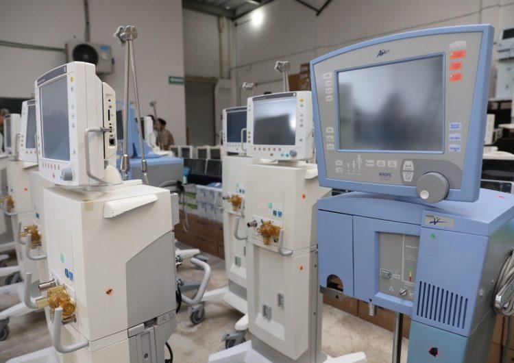 Tres gobiernos advirtieron fallas de fábrica en respiradores similares a los recién adquiridos en Yucatán