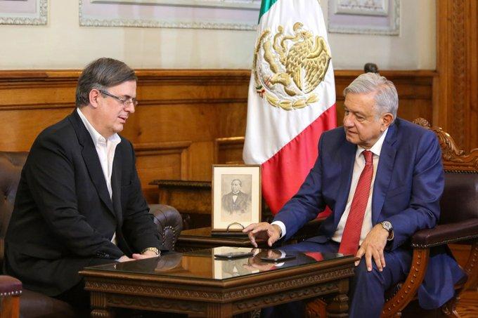 Trump garantiza a México la venta de equipo médico para combatir el coronavirus