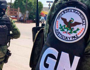 Ejército realiza recorrido para concientizar a habitantes sobre coronavirus en Tecamachalco