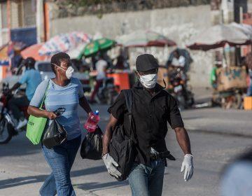 Haití, en vías de un colapso sanitario