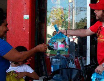 """""""Hoy en Puebla cenamos todos"""", campaña que llevará despensa a afectados por Covid-19"""