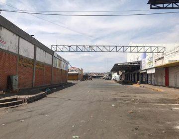 Sanitiza ISSEA mercados y central de abastos en Aguascalientes