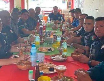 Investigan a personal de la GN en Puebla por reunirse con crimen organizado