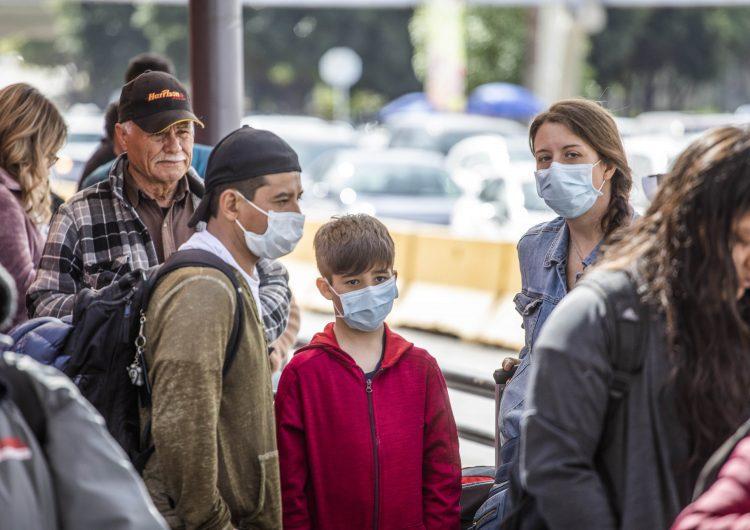 Desacato de medidas preventivas impactan en BC ante la pandemia