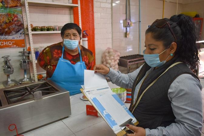 Refuerza municipio de Aguascalientes operativo de supervisión en expendios de pescados y mariscos