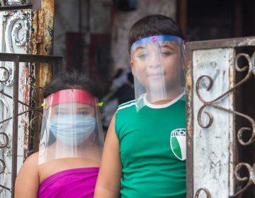Día del niño en la pandemia de COVID-19