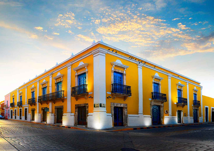 Cierran 291 hoteles en Campeche