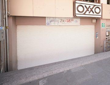 Clausura Guardia Sanitaria tiendas de conveniencia por no acatar medidas por Covid-19