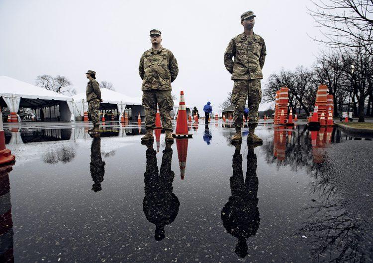 ¿Militares a cargo del gobierno de EU?