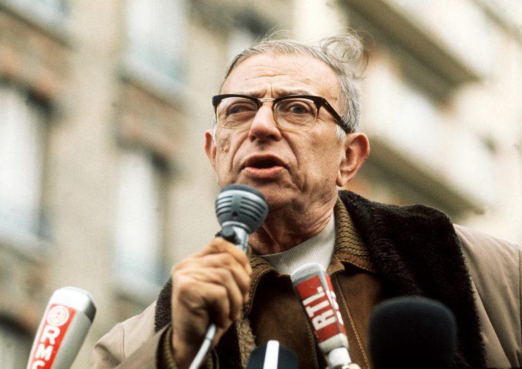 Jean-Paul Sartre, a 40 años de su partida