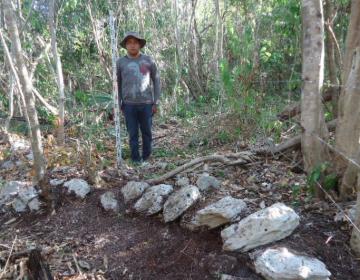 Hallan antigua aldea maya en el sureste de México