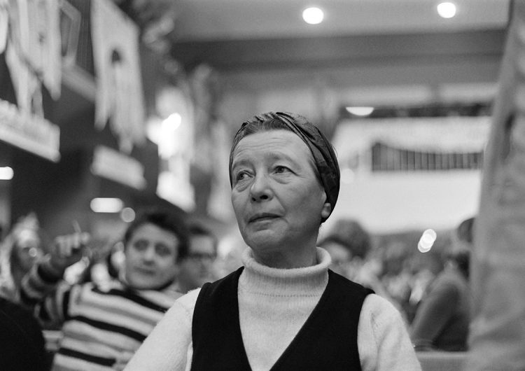 Simone de Beauvoir, una mujer libérrima