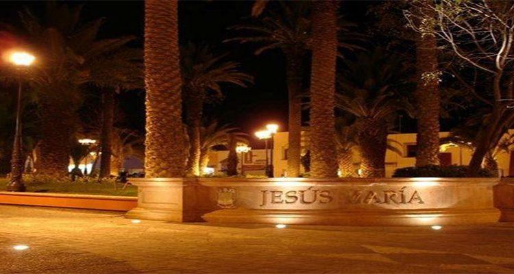 Alcalde de Jesús María: Nadie debe salir de noche