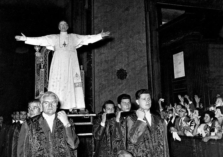 La Iglesia y el Holocausto