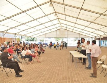 Escucha alcalde de Jesús María peticiones del sector económico