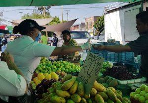 Realiza ISSEA brigadas médicas en tianguis y mercados en Aguascalientes