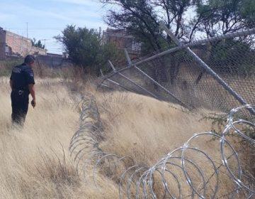 Detienen a sujeto que se metió a robar una escuela en Pocitos