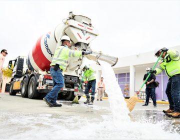 Harán lavado y desinfección de áreas públicas en Tijuana contra el Covid-19