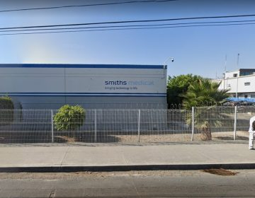 Smiths Medical operará de nuevo en Tijuana a cambio de ventiladores para BC