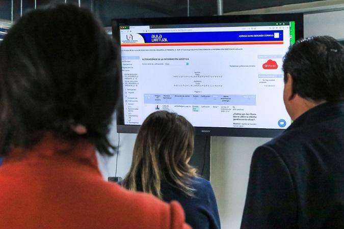 Reiniciarán clases de forma virtual en la UAA a partir de lunes