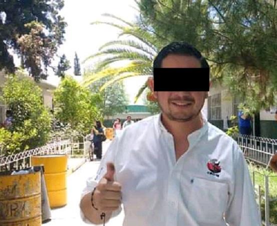 Detienen a líder de la CROM en Aguascalientes por hacer disparos en vía pública