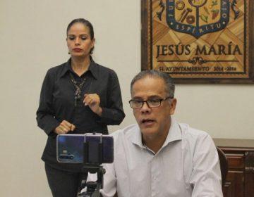 Nombran anuevo secretario de Seguridad Pública Municipal en Jesús María