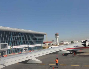 Aeropuerto de Puebla registra disminución de pasajeros