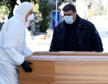 En caso de muerte en casa por Covid-19 ¿qué trato debe darse a los cadáveres?