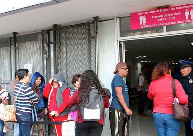Por pandemia, cerca de 17 mil 500 empleos en riesgo de perderse en Puebla