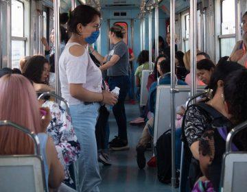 ¿Qué hacer para evitar el contagio de COVID-19 en el transporte público?