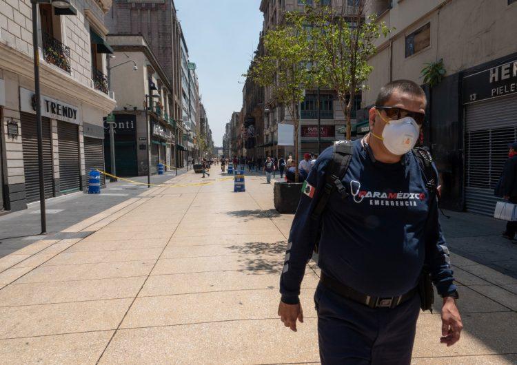 Sube a 37 el número de muertos por COVID-19 en México; hay 1,378 contagios