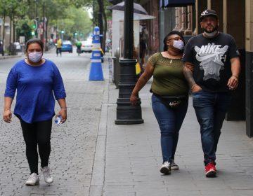 México tiene 50 muertos y 1,510 personas contagiadas de COVID-19