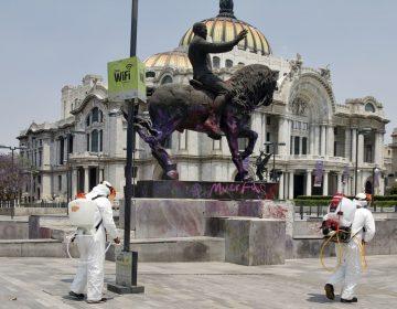 COVID-19: México registra 60 fallecimientos y 1,688 casos confirmados
