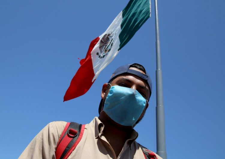México suma 125 muertes y 2,439 casos confirmados de COVID-19