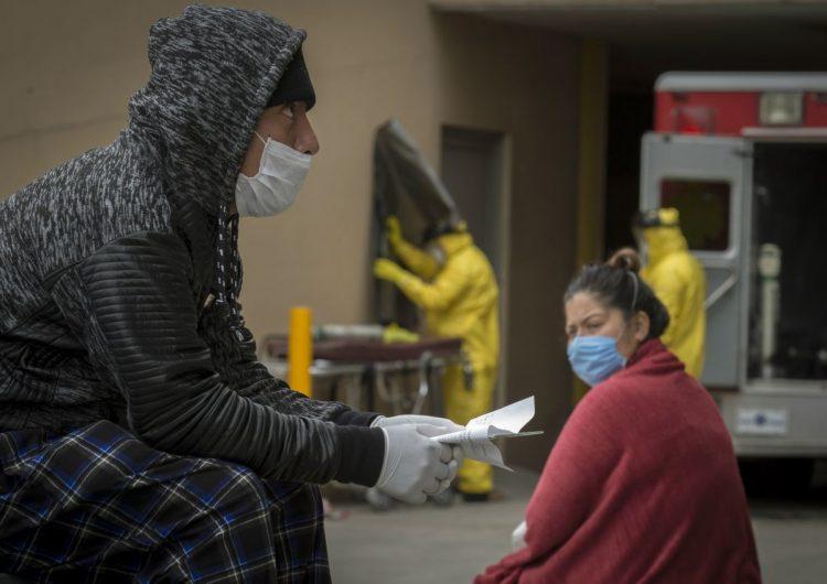 Mueren 332 personas por COVID-19 en México; el número de contagios supera los 5,000